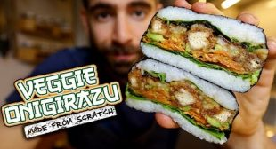 How a Japanese Comic Book Created a New Sandwich Craze おにぎらず