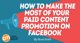 How to Make the Most of Your Paid Content Promotion on Facebook