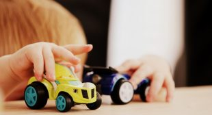 How Toys Can Boost Your Child's Development
