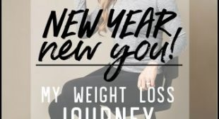 New Year New You: My Weight Loss Journey