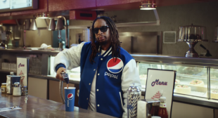 OK, Lil Jon Heads to His Local Diner in Pepsi's Super Bowl Teaser