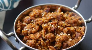 Sutta vazhakkai stir fry recipe, plantain stir fry