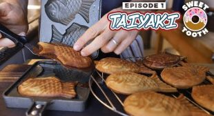 This Japanese snack is quickly becoming my favorite dessert…