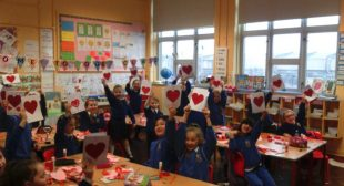 How to Celebrate Valentine's Day at School