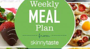 Skinnytaste Meal Plan (February 11-February 17)