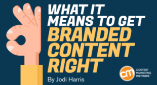 What It Means to Get Branded Content Right