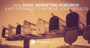 2019 Email Marketing Research: 4 Key Findings to Improve Your Results