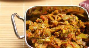 Avarakkai curry recipe, broad beans masala curry