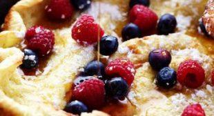 Best Ever German Oven Pancake