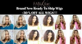 Brand New Ready To Ship Wigs +Extra 30 OFF ALL WIGS!!!