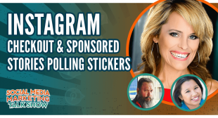 Checkout on Instagram and Sponsored Stories Polling Stickers