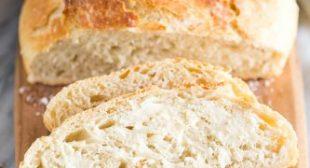 Easiest No Knead Bread