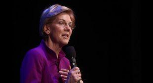 Elizabeth Warren's Plan to Break Up Tech Giants Is to 'Protect Competitive Markets'