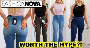 FASHION NOVA JEANS: Worth The Hype?!