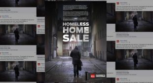 How a Dutch Agency's Pop-Up Shop Helps the Homeless Find a Place to Sleep