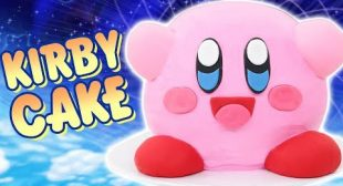 HOW TO MAKE A KIRBY CAKE! – Nerdy Nummies