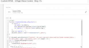 How to Set Up GTM Cookie Tracking (and Better Understand Content Engagement)