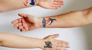 Live Your Temporary Tattoo Dreams With This Society6 and Tattly Collab