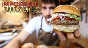 Putting the Impossible Burger to the Test…