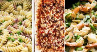 Simply Recipes 2019 Meal Plan: April Week 1