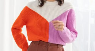 Spring Sweaters Are an Underrated Must-Have for Breezy Days