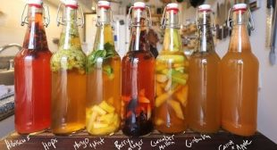 The Complete Guide to Flavoring and Carbonating Kombucha