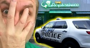 BREAK IN AT THE REPTILE ZOO!! POLICE ON SITE!! | BRIAN BARCZYK