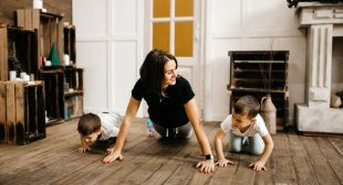 Calling All Stay-at-Home Moms: Here's How to Fit Yoga into Your Life