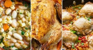 Dinner on a Dime! 5 Budget-Friendly Family Meals