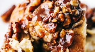 One Hour Caramel Pecan Sticky Buns