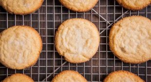 Simple Soft Sugar Cookies