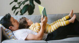 This Habit Teaches Your Kid 1.4 Million Words Before They Hit Kindergarten