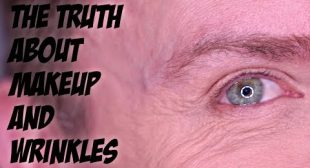 WHY YOUR MAKEUP MAKES WRINKLES LOOK WORSE!