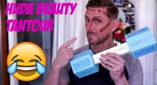 HUDA BEAUTY TANTOUR REVIEW + DEMO!