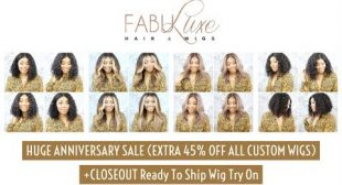 HUGE Fabuluxe Anniversary Sale Ready To Ship Wig Try On +EXTRA 45% OFF NEW CUSTOM WIGS!!!