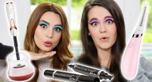 Testing Fun Beauty Gadgets w/ My Sister!