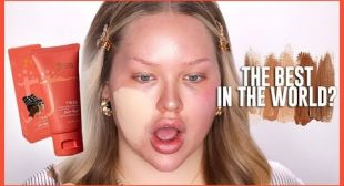 THE NEW WORLD'S MOST FULL COVERAGE FOUNDATION?? | NikkieTutorials