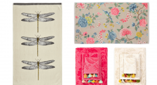Weekly Window Shop: Statement Towels