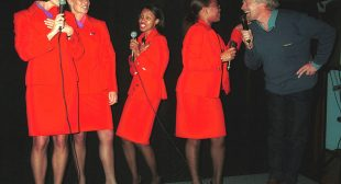 Celebrating 35 years of Virgin Atlantic