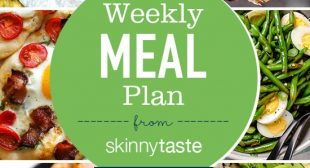 Skinnytaste Meal Plan (June 17-June 23)