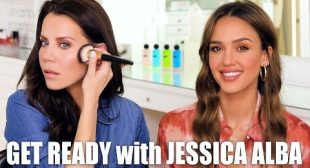 GET READY with JESSICA ALBA