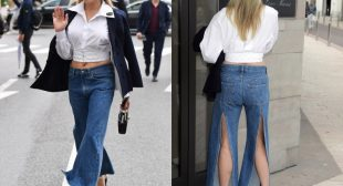 Ugly Denim Becomes IT in This Season