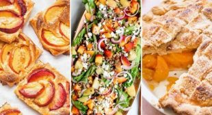 12 Recipes to Make with Ripe Summer Peaches