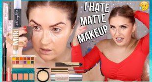 CCGRWM 💕 full face of MATTE MAKEUP challenge 🔥 hair & makeup tutorial
