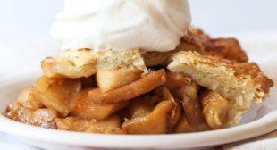 The Best Apple Pie Recipe EVER!