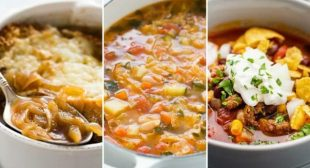 11 Best Soups to Make in the Fall