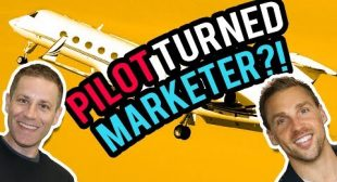 Corporate Pilot Turned Digital Marketer