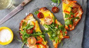 Easy Summer Vegetable Pizzas