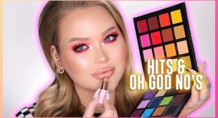 Full Face Using ONLY FAVORITE MAKEUP! Hits & Oh God NO's | NikkieTutorials