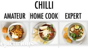 4 Levels of Chili: Amateur to Food Scientist | Epicurious